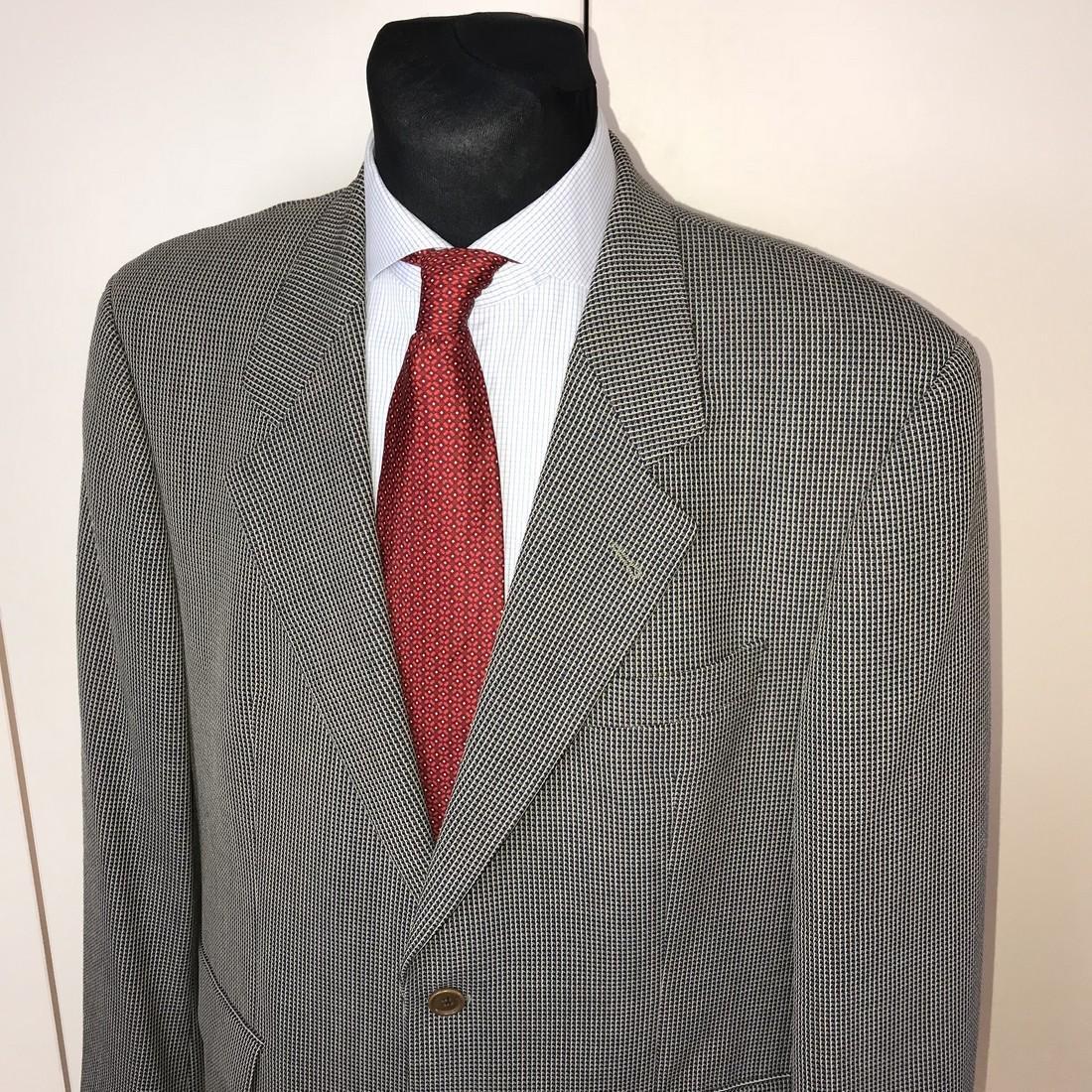 Men's HUGO BOSS Blazer Size 44 Short US/UK or 54 Short - 2