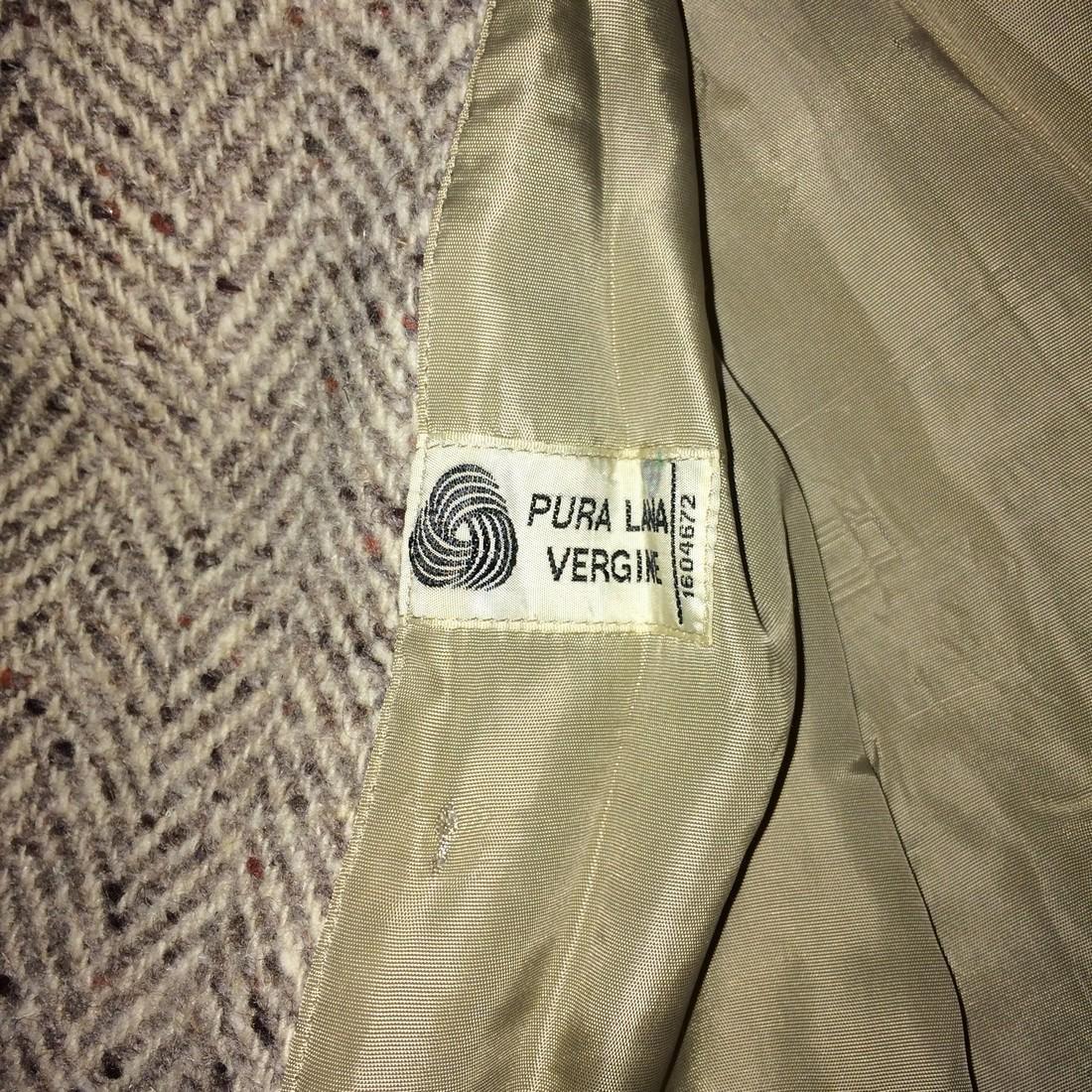 Women's Salco Pure New Wool Jacket Coat Size XL - 8