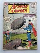 Action Comics (1938 DC) #217 Low Grade Superman