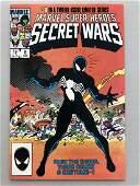 Marvel Super Heroes Secret Wars (1984) #8 1st Black