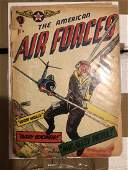 American Air Forces (1944) #6 Low Grade