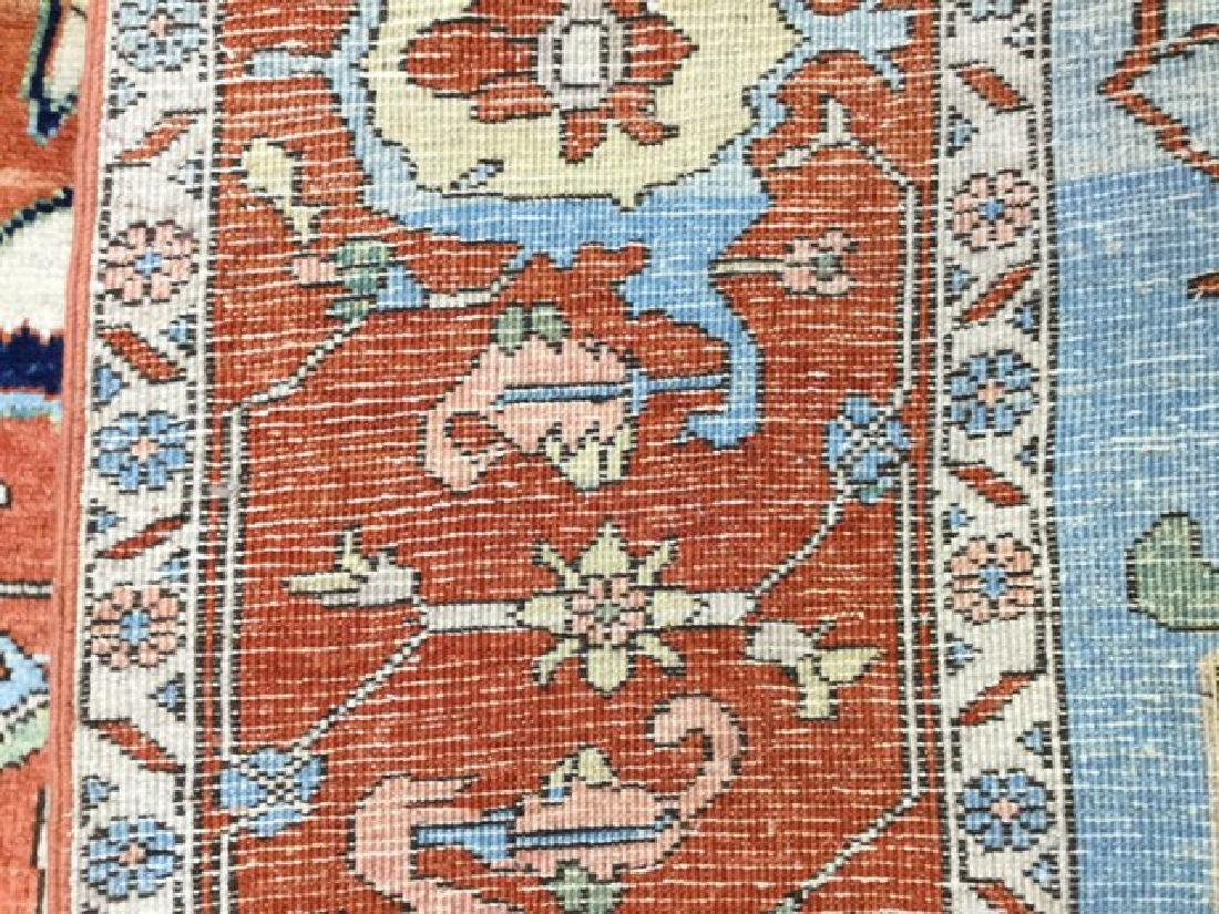Decorative Persian Serapi Rug 8.3x10.3 - 2