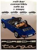 Targa Poster