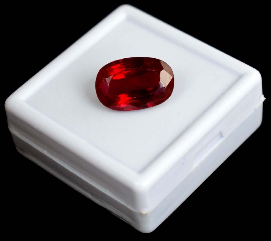 13.90 Ct Natural Untreated Red Ruby IGL Certified
