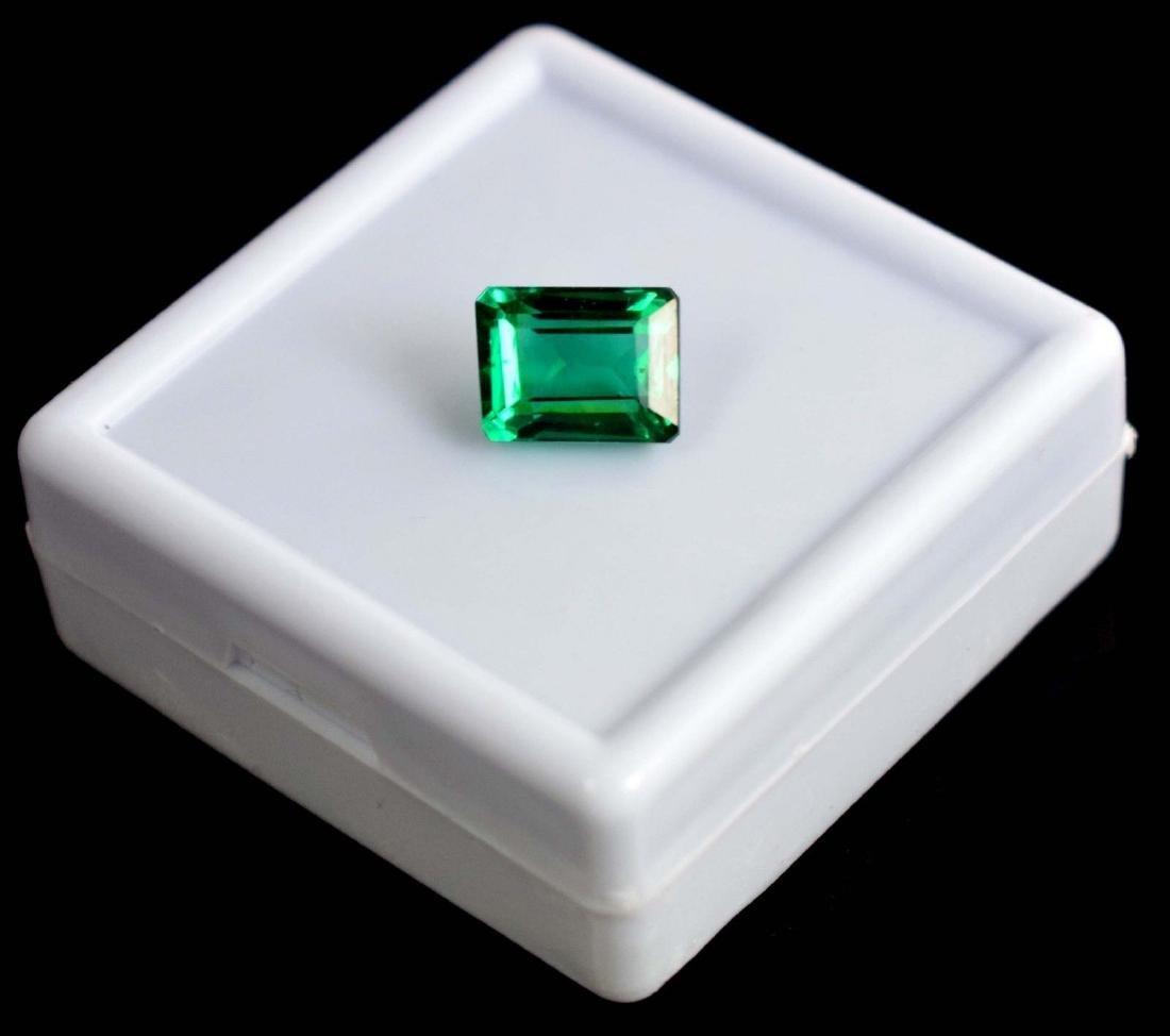6.00 Ct. Natural Untreated Green Demantoid Garnet EGL