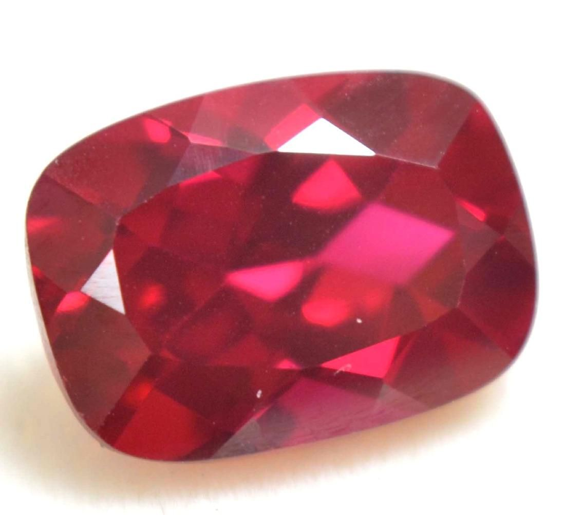 5.50 Ct Natural Blood Red Mozambique Ruby AGSL