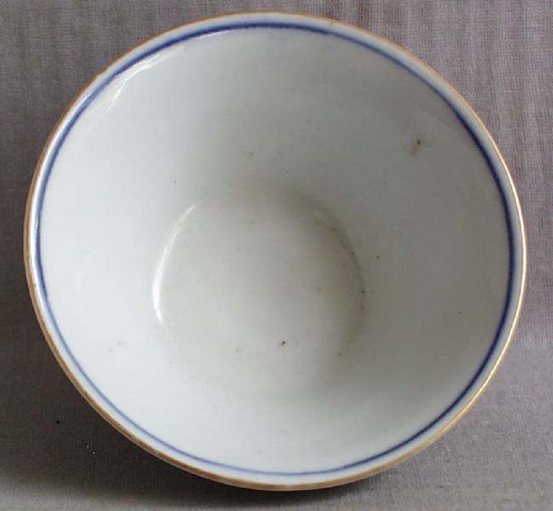 19c Japanese porcelain Kutani SAKE CUP - 6