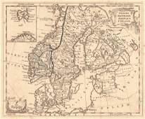Sweden Denmark Norway & Finland