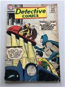 Detective Comics (1937 1st Series) #263 Low Grade