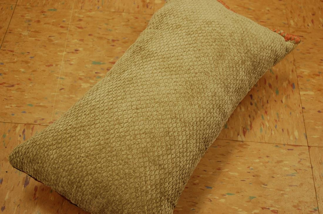 Highly Detailed Fine Caucasian Kilim Pillow 1.5x1.7 - 4