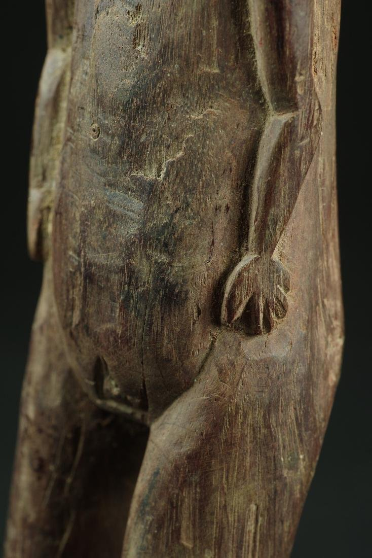 Long and Thin Figure of Female Ancestor - 10