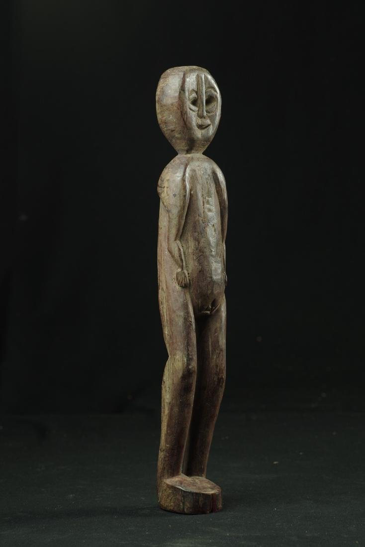 Long and Thin Figure of Female Ancestor - 2