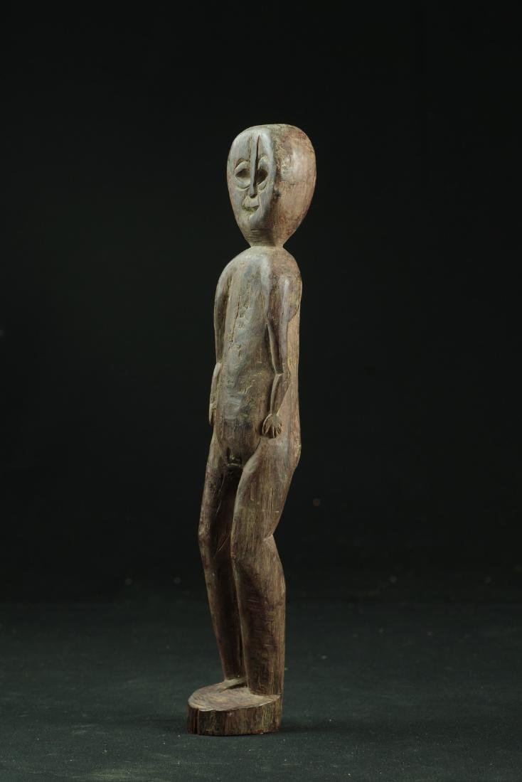 Long and Thin Figure of Female Ancestor - 7