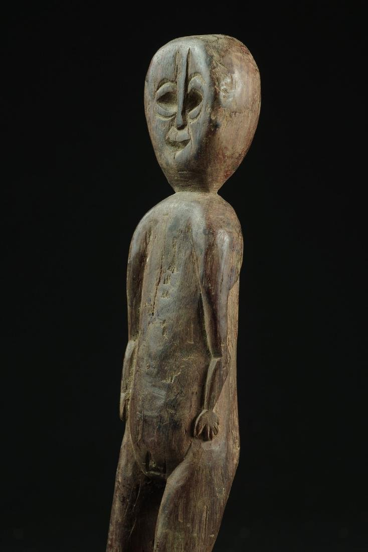 Long and Thin Figure of Female Ancestor - 8