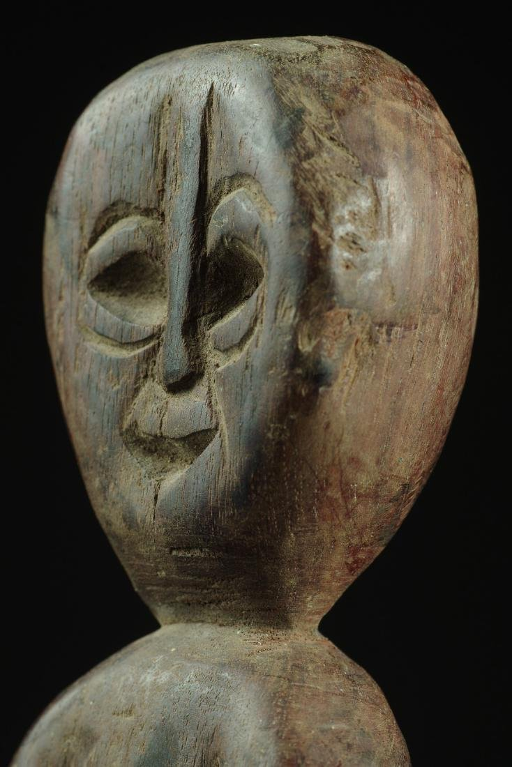 Long and Thin Figure of Female Ancestor - 9