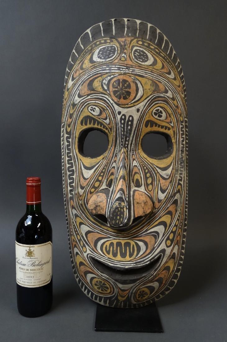 Large Ancestor Wall Mask Sepik