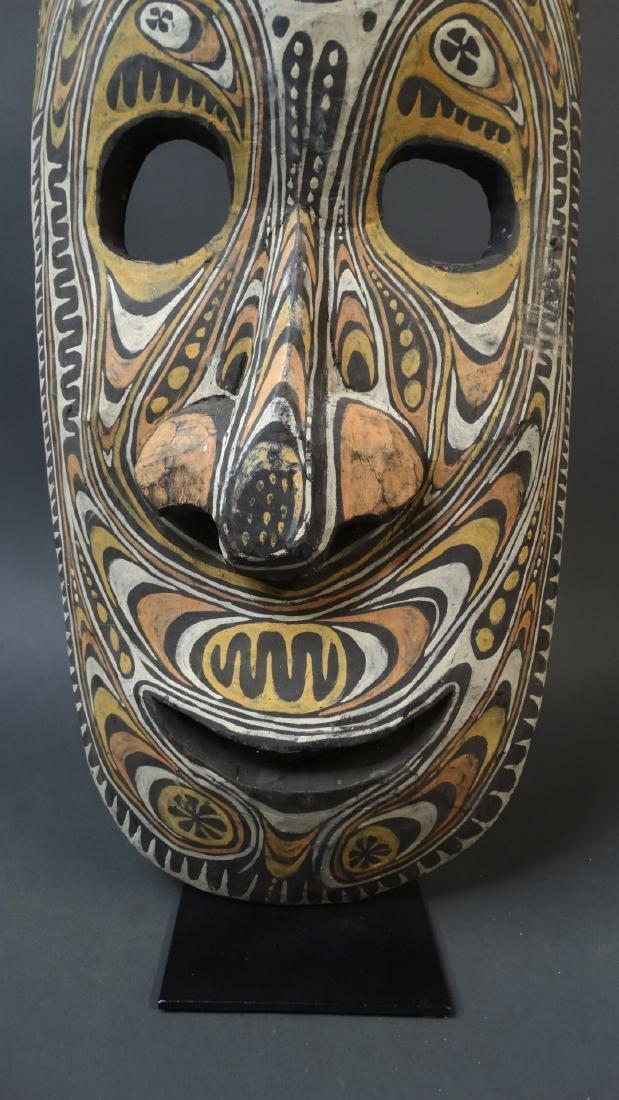 Large Ancestor Wall Mask Sepik - 3