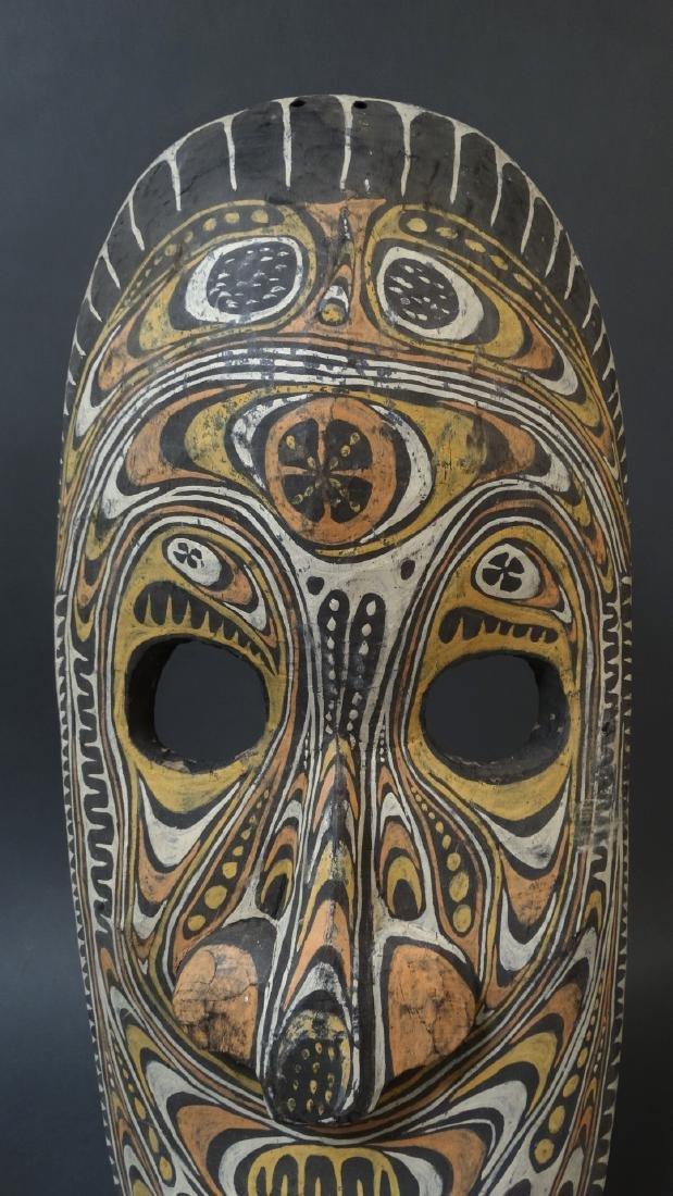 Large Ancestor Wall Mask Sepik - 4