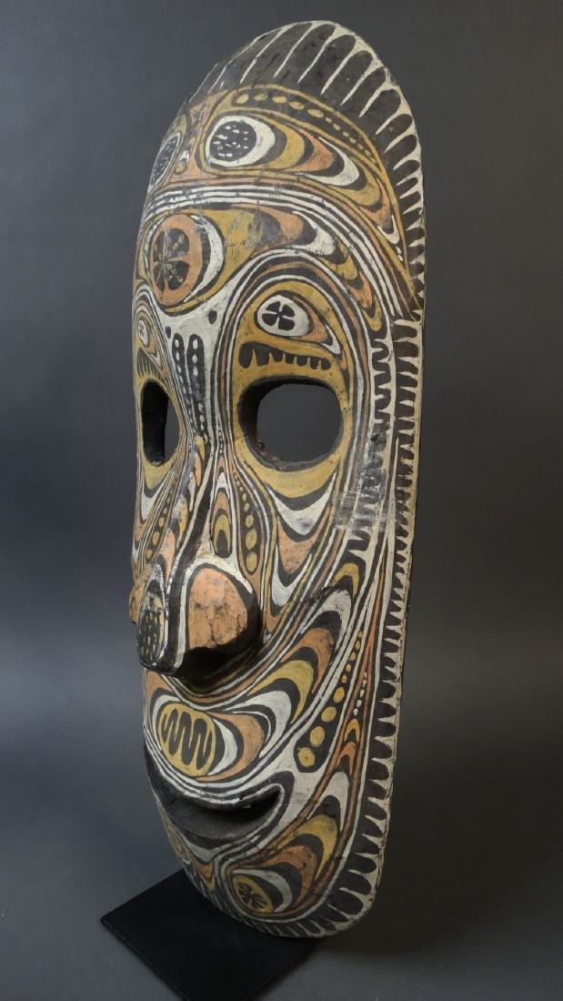 Large Ancestor Wall Mask Sepik - 5