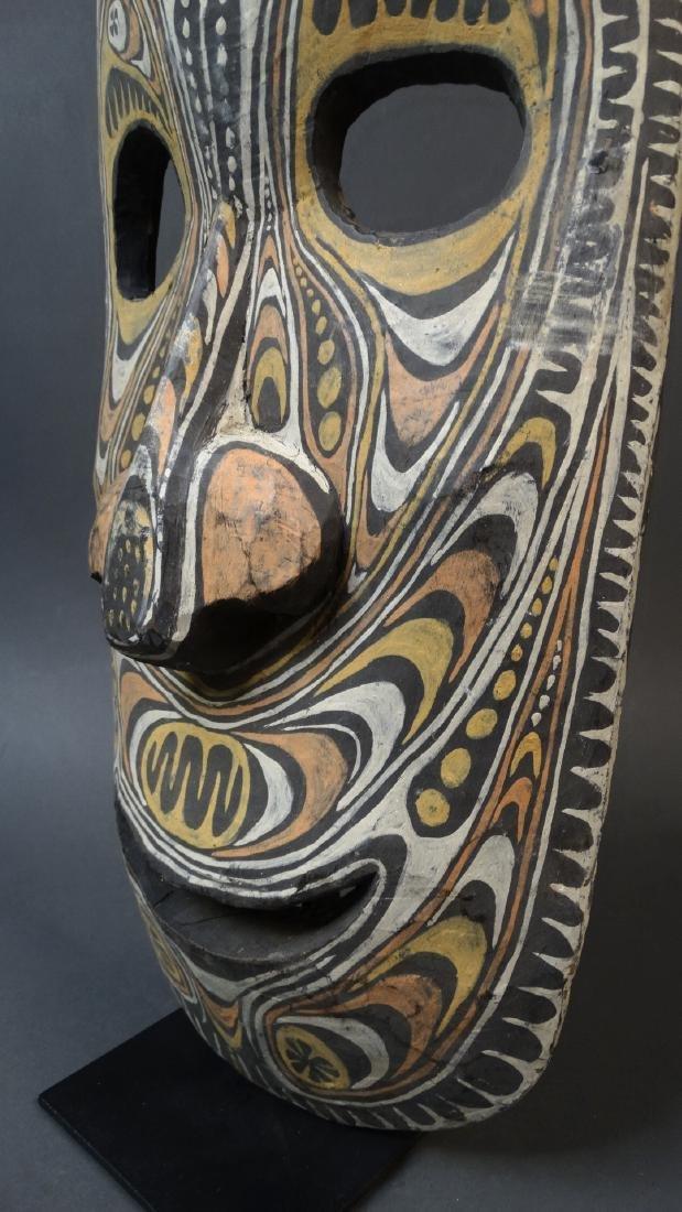 Large Ancestor Wall Mask Sepik - 6