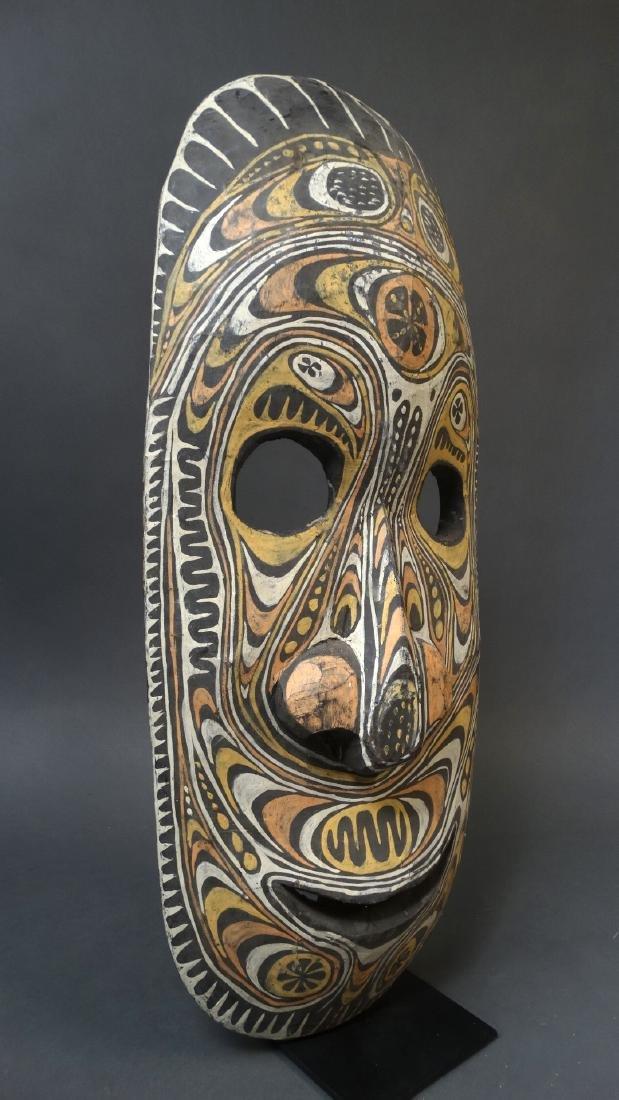 Large Ancestor Wall Mask Sepik - 7