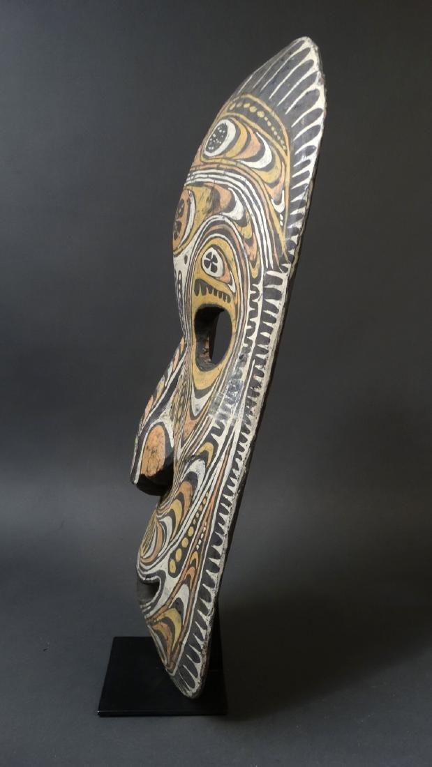 Large Ancestor Wall Mask Sepik - 8