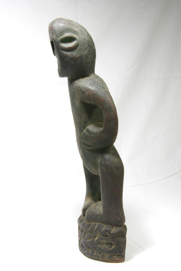 Massive Ancestor Figure With Angry Expression - 4