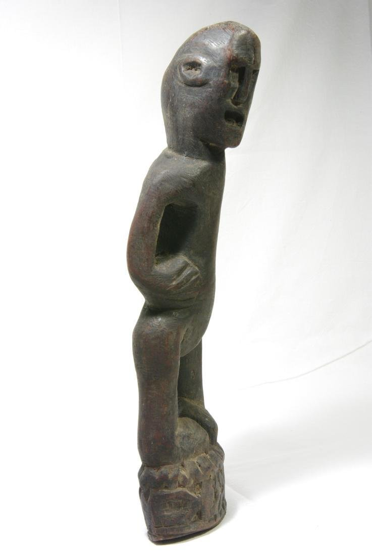Massive Ancestor Figure With Angry Expression - 6