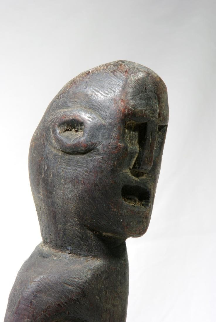 Massive Ancestor Figure With Angry Expression - 7