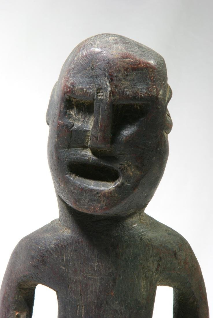 Massive Ancestor Figure With Angry Expression - 8