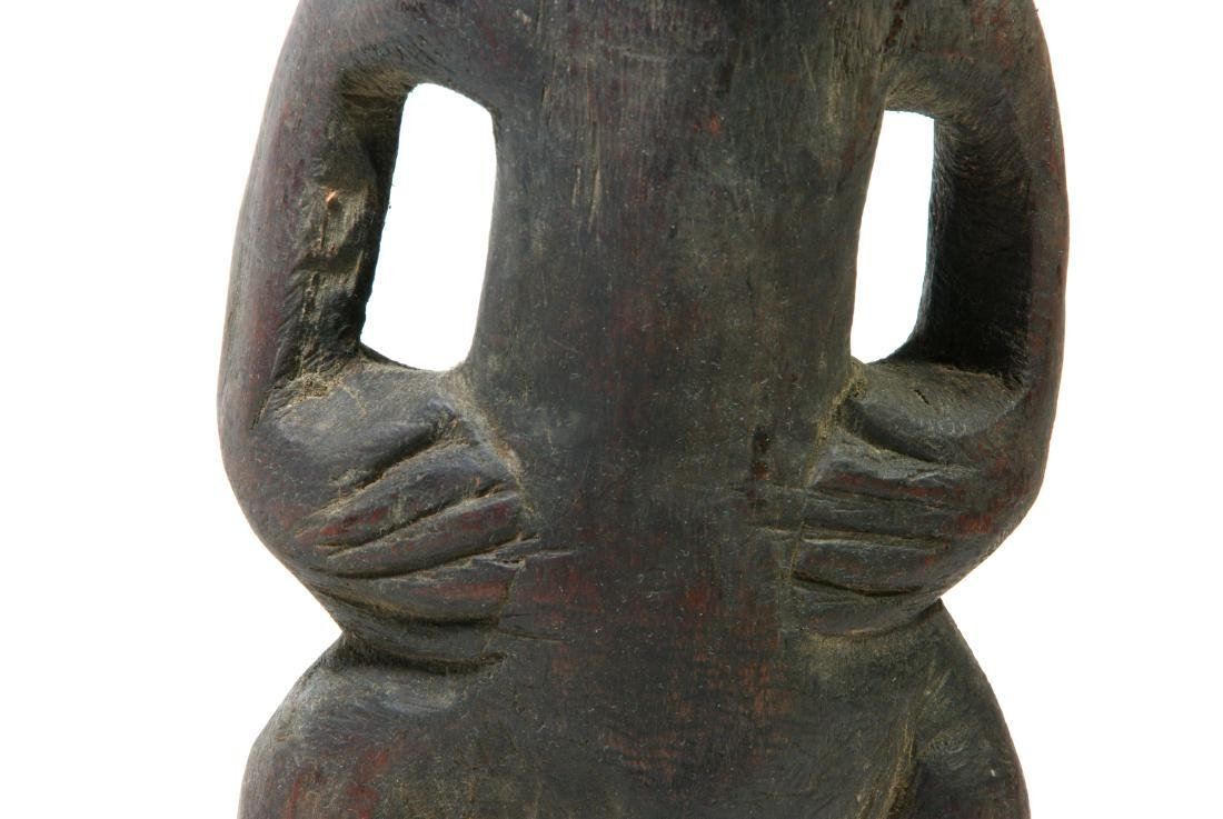 Massive Ancestor Figure With Angry Expression - 9