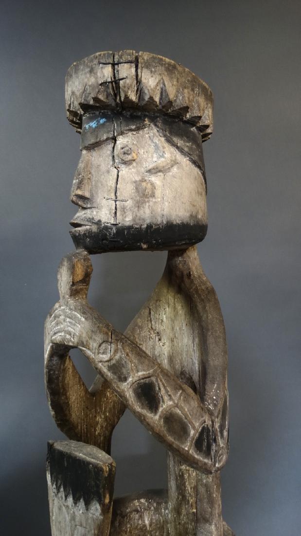 Mbitoro Figure Mimika (Kamoro People) - 3