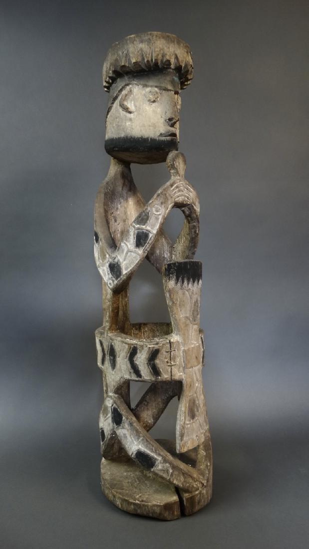 Mbitoro Figure Mimika (Kamoro People) - 4