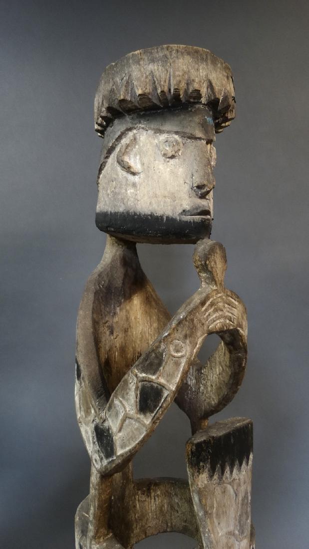 Mbitoro Figure Mimika (Kamoro People) - 8