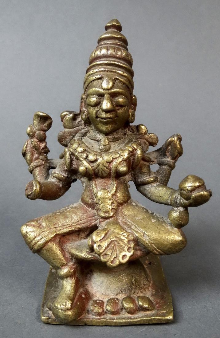 Skanda Child of Shiva and Parvati