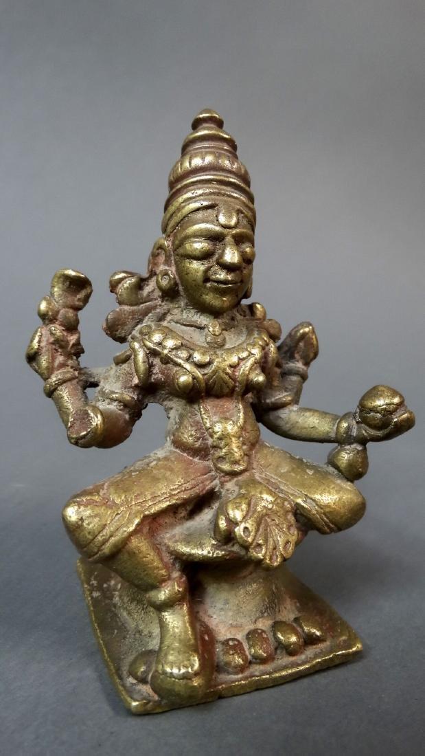 Skanda Child of Shiva and Parvati - 8