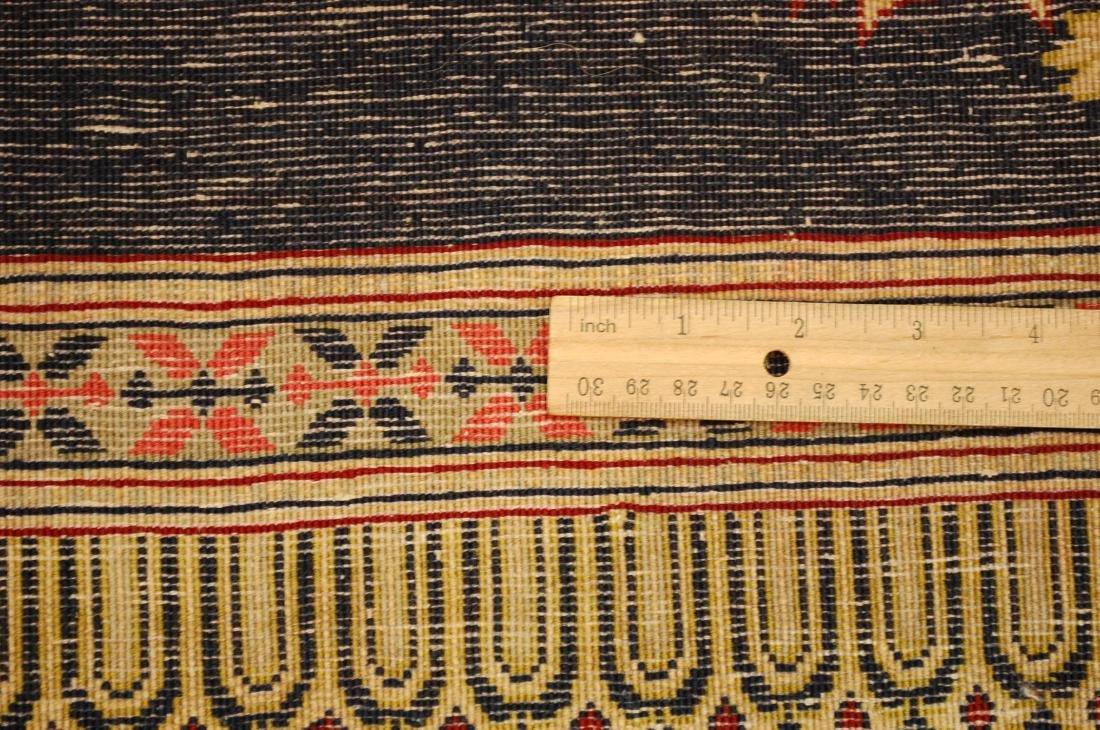 Antique Kork Wool Persian Kashan Rug 2x3 - 8