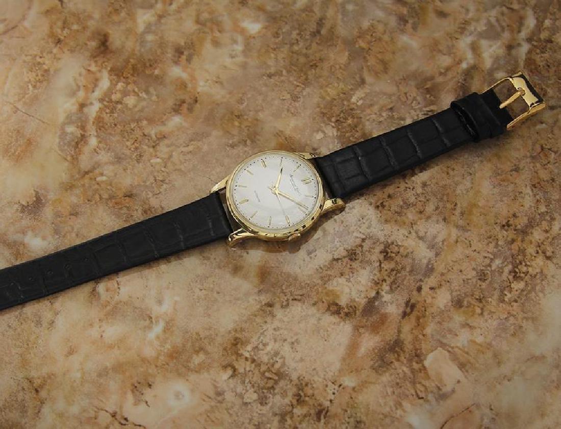 IWC International Watch Co 18k Gold 1960's Automatic - 4
