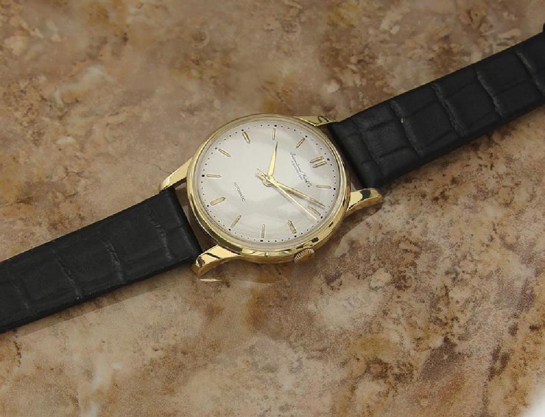 IWC International Watch Co 18k Gold 1960's Automatic - 5