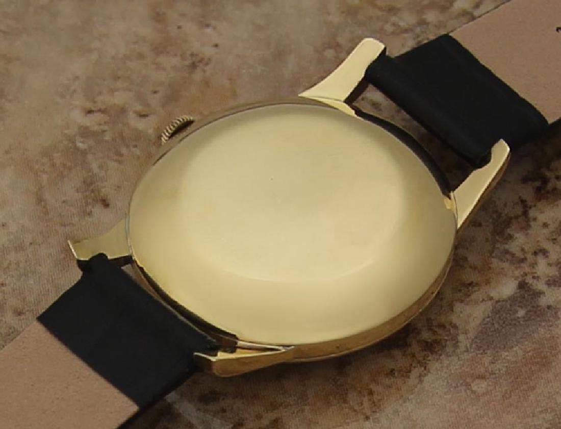 IWC International Watch Co 18k Gold 1960's Automatic - 6
