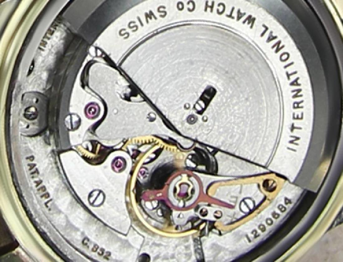 IWC International Watch Co 18k Gold 1960's Automatic - 8