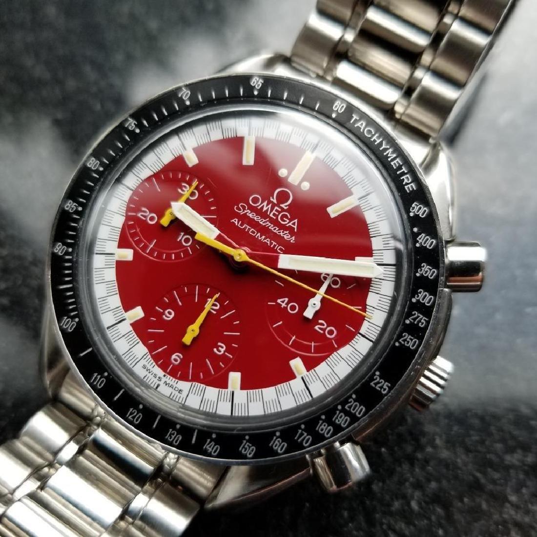 Omega Speedmaster Chronograph Schumacher Men's 1990s