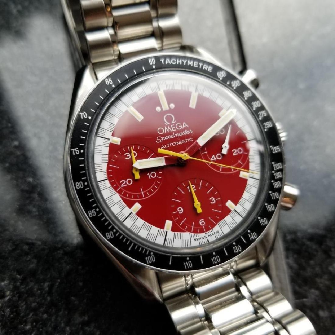 Omega Speedmaster Chronograph Schumacher Men's 1990s - 2