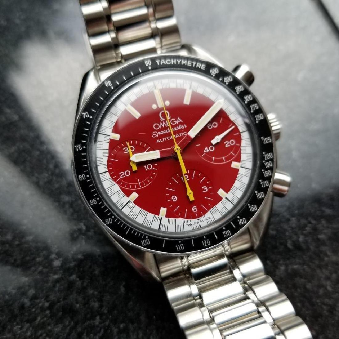 Omega Speedmaster Chronograph Schumacher Men's 1990s - 3