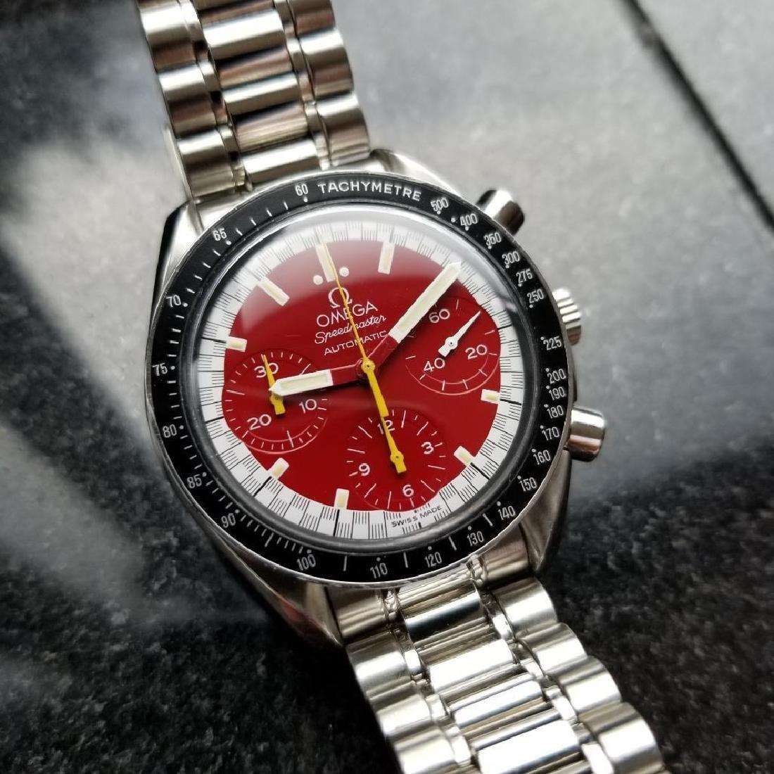 Omega Speedmaster Chronograph Schumacher Men's 1990s - 4
