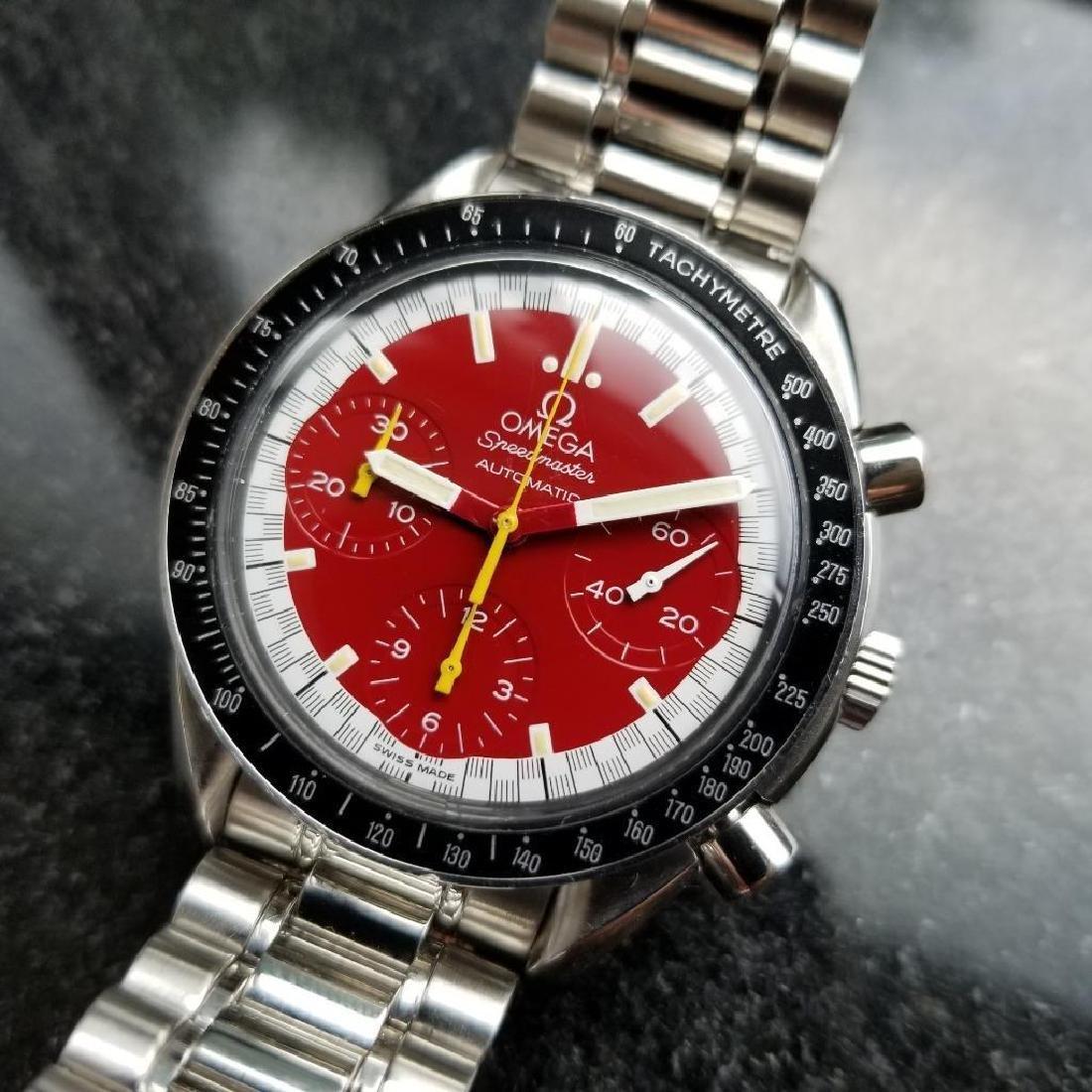 Omega Speedmaster Chronograph Schumacher Men's 1990s - 5