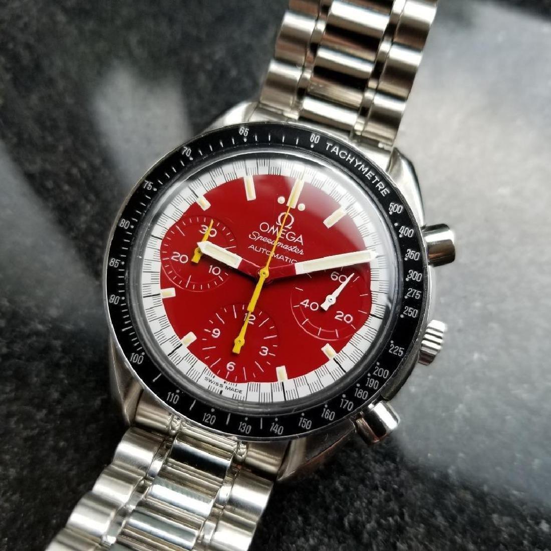 Omega Speedmaster Chronograph Schumacher Men's 1990s - 6
