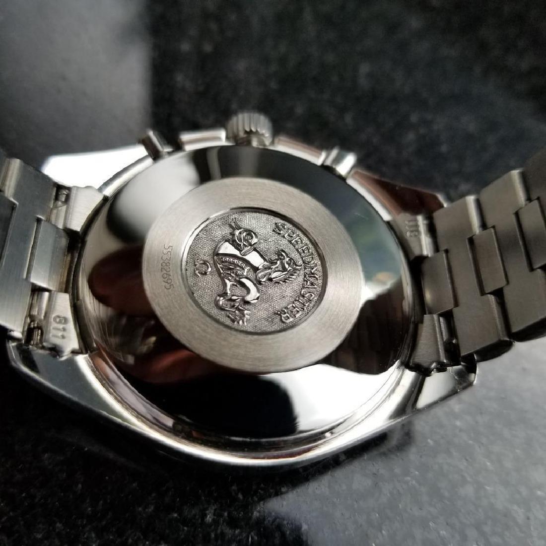 Omega Speedmaster Chronograph Schumacher Men's 1990s - 9