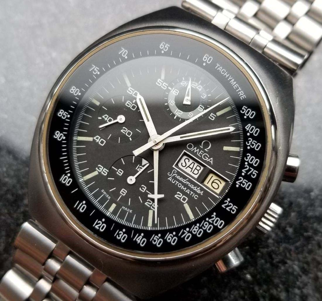 Omega Speedmaster Jumbo 1970s Chronograph Men's 42mm