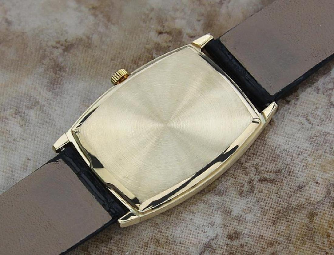 Patek Philippe Swiss Made 18k Solid Gold Luxury Dress - 7